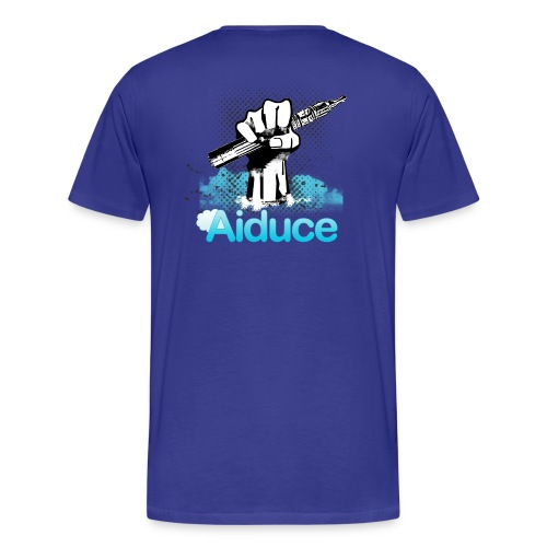 T-shirt homme Aiduce  - T-shirt Premium Homme
