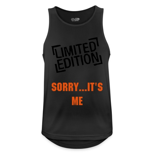 Sorry... It's me by F&H - Männer Tank Top atmungsaktiv