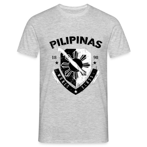 PHL0005 Men Shirt - Men's T-Shirt