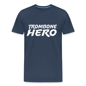 Trombone Hero - Men's Premium T-Shirt