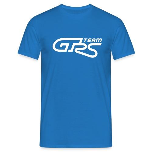 T-shirt GTrs bleu  - T-shirt Homme