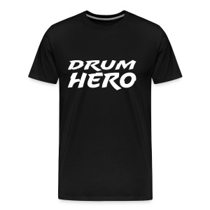 Drum Hero - Men's Premium T-Shirt