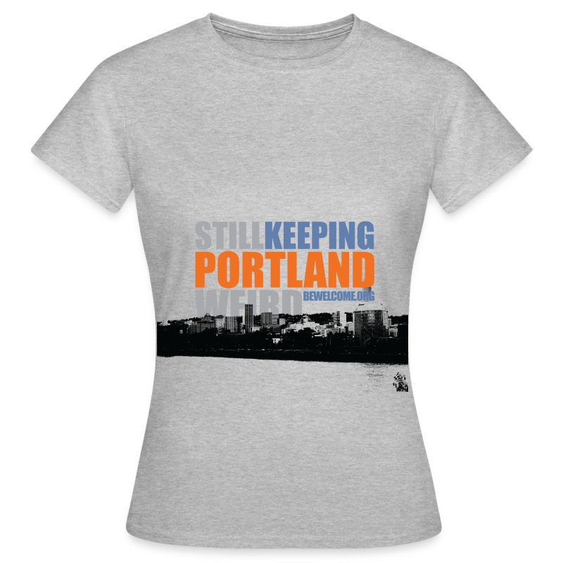 Mens Bewelcome T-Shirt (Portland/ All Colors). - Women's T-Shirt