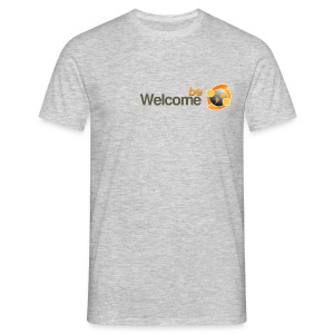 Men's BeWelcome T-Shirt (Generic) All Colors - Men's T-Shirt