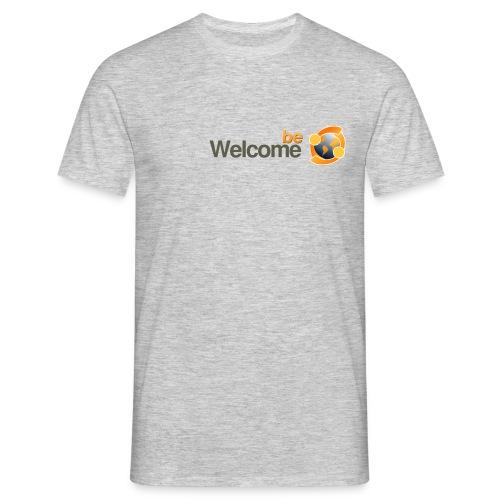 Men's BeWelcome T-Shirt (Generic) All Colors - Men's T-Shirt