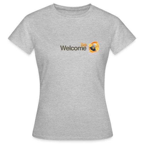 Women's BeWelcome T-Shirt (Generic) All Colors - Women's T-Shirt
