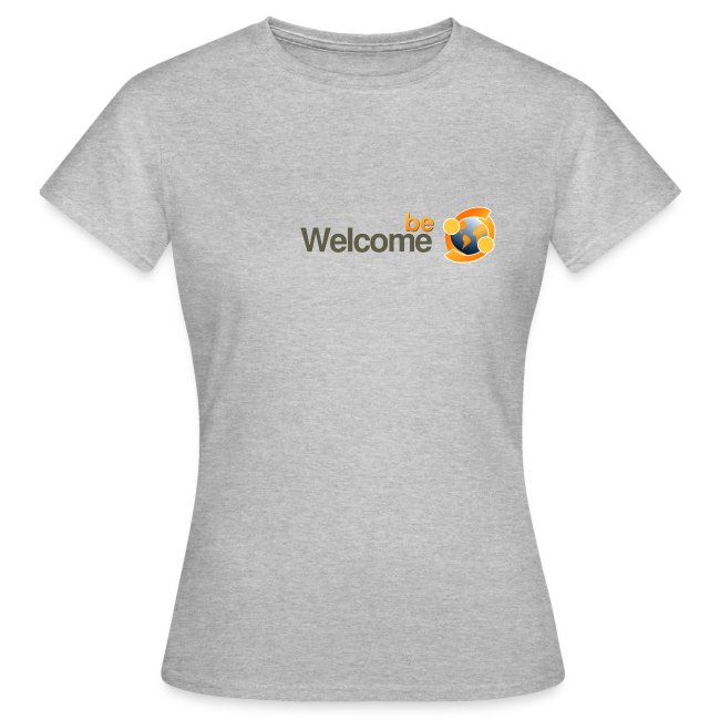 Women's BeWelcome T-Shirt (Generic) All Colors