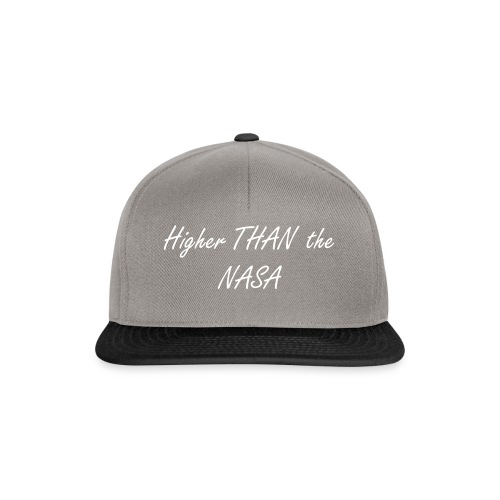 Higher than the NASA by F&H - Snapback Cap