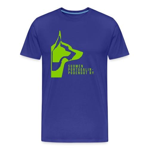 Miesten t-paita - Miesten premium t-paita