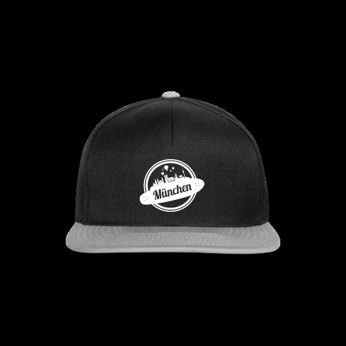 PNK - DRIVE YOUR CITY [ MÜNCHEN ] - Unisex Cap - Snapback Cap