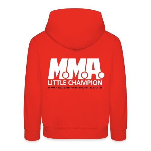 TRAINING WEAR - MMA LITTLE CHAMPIONS HOODY - Kids' Premium Hoodie