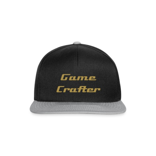 Game Crafter Cap - Snapback Cap
