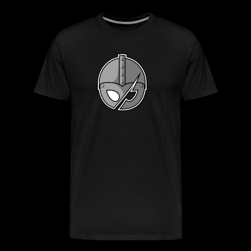 Slashed Helmet - Men's Premium T-Shirt