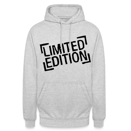 Sweater Limited Edition - Hoodie unisex