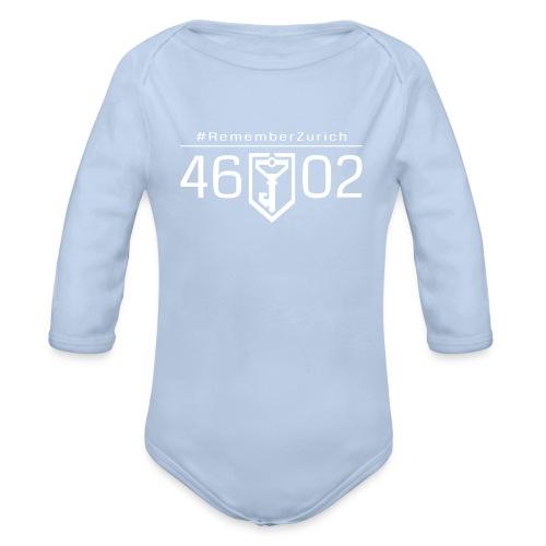 Baby Resist - Body bébé bio manches longues