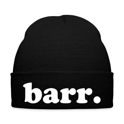 barr. Hat - Winter Hat