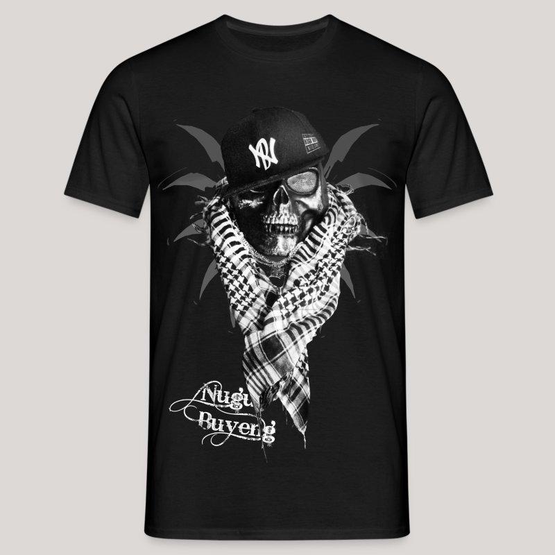 Kanohi - Nugu Buyeng [Black] - Männer T-Shirt