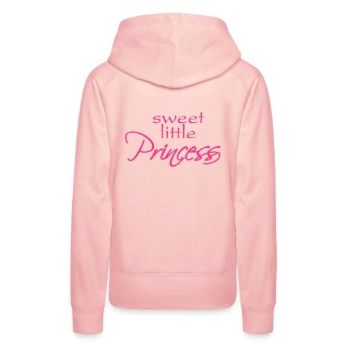 Hoodie - Sweet Little Princess - Vrouwen Premium hoodie