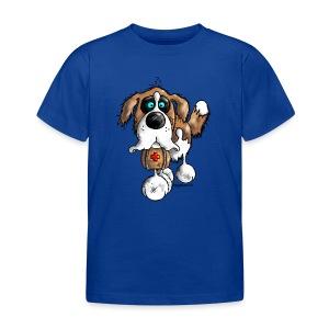 Saint-Bernard Fun - T-shirt Enfant