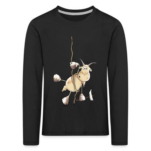 Steinbock Fun - T-shirt manches longues Premium Enfant