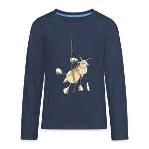 Steinbock Fun - T-shirt manches longues Premium Ado