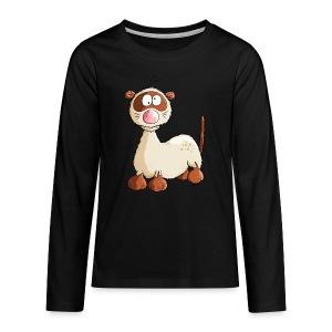 Furet Fun - T-shirt manches longues Premium Ado