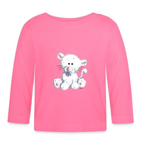 Chaton Fun - T-shirt manches longues Bébé