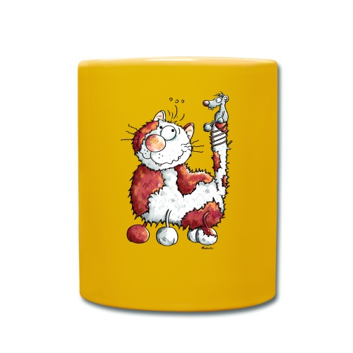 Chat Souris Fun - Mug uni