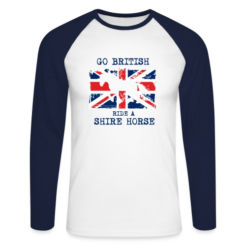 Go British - ride a Shire Horse