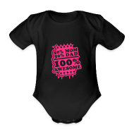 Baby Bodysuits ~ Baby Bodysuit ~ Baby girl body awesome