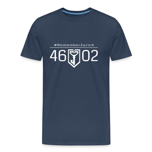 Remember the shirt - T-shirt Premium Homme