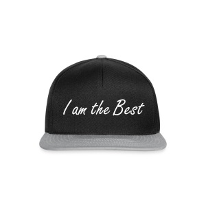 THE BEST-CAP | T-Shirt | PrectizZ - Snapback Cap