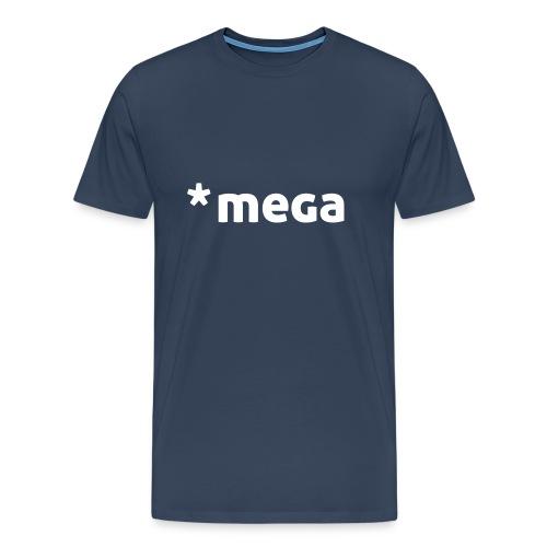 Mega (dh) Männer Premium Shirt - Männer Premium T-Shirt