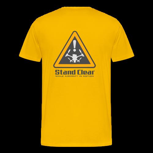Keep Clear - Men's Premium T-Shirt
