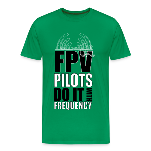 Do it With Frequency - Men's Premium T-Shirt