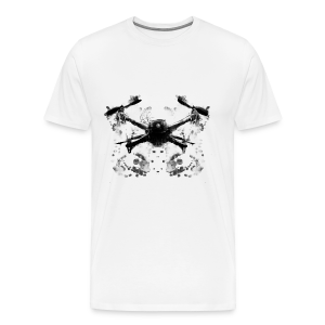 Inkblot Test - Men's Premium T-Shirt
