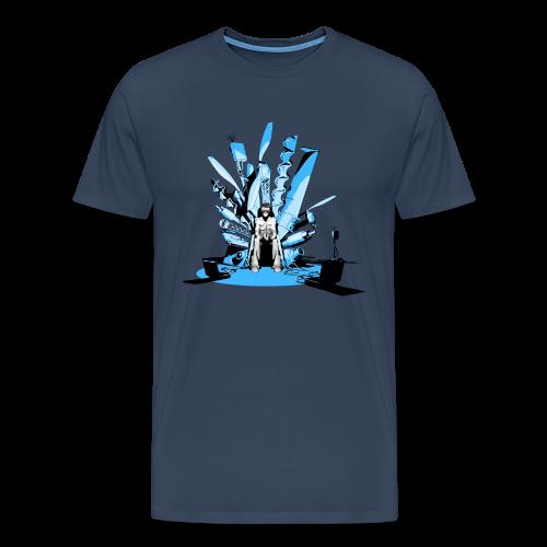 Game of Drones - Men's Premium T-Shirt