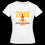 T-Shirts ~ Frauen T-Shirt ~ OBR Germany 2016 B&C-Shirt