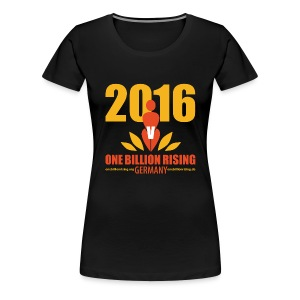 OBR 2016 Germany 3FDD - Frauen Premium T-Shirt