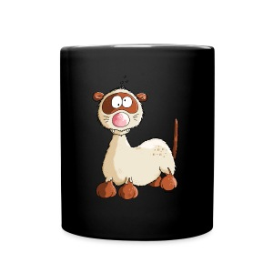 Furet Fun - Tasse en couleur