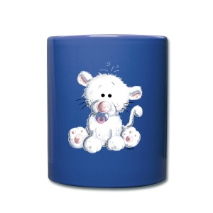 Chaton Fun - Tasse en couleur