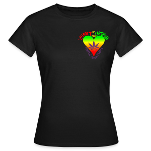 HEART OF THE CARIBBEAN (B&F) - Women's T-Shirt