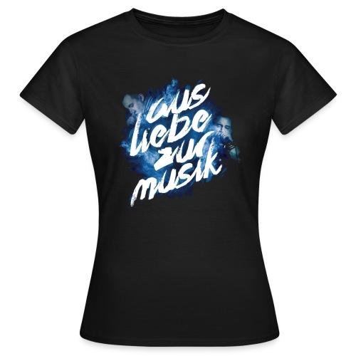 ALZM COVER T-Shirt (Frauen) - Frauen T-Shirt