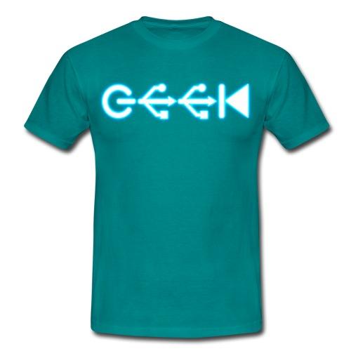 Geek - T-shirt Homme