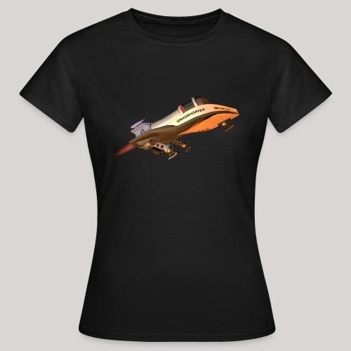 Grasshopper - Vrouwen T-shirt