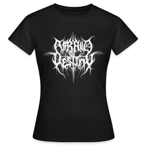 Logo - Girlie - Maglietta da donna