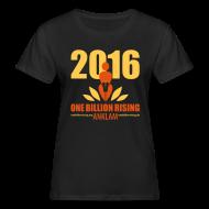 T-Shirts ~ Frauen Bio-T-Shirt ~ OBR Anklam 2016 Bio-Shirt