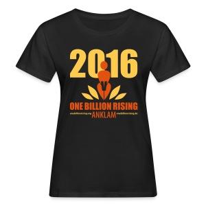 OBR Anklam 2016 Bio-Shirt - Frauen Bio-T-Shirt