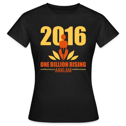 OBR Anklam 2016 B&C-Shirt - Frauen T-Shirt