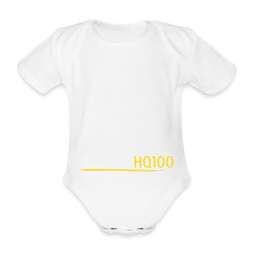 hoch | wasser - Baby Bio-Kurzarm-Body
